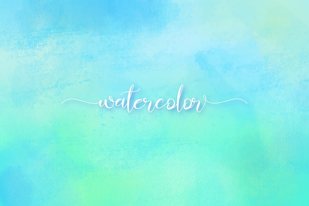 水彩と塗料の美しい質感 無料ベクター