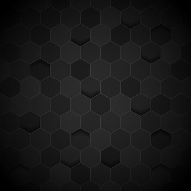 暗い抽象的なパターンの背景 Premiumベクター