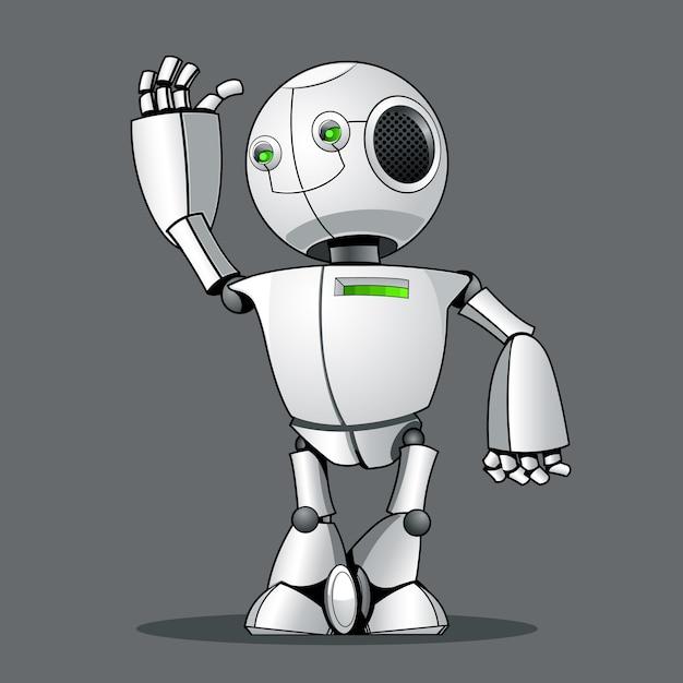 Рисунки прикольных роботов, иваном купала прикольные