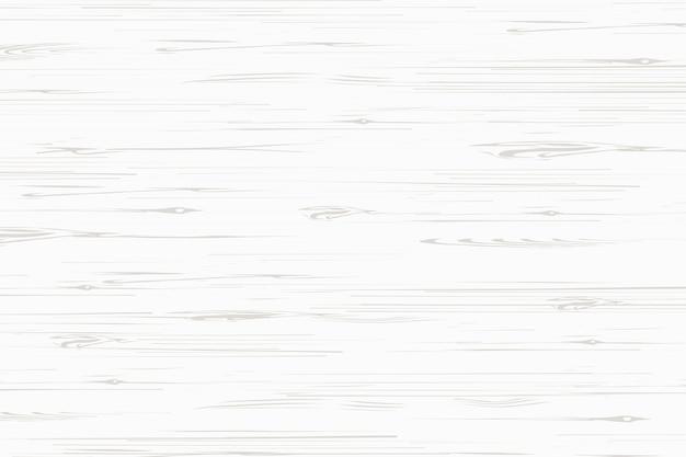 背景の白い木の板テクスチャ Premiumベクター