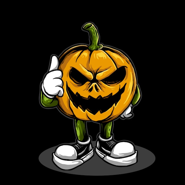 かぼちゃ Premiumベクター