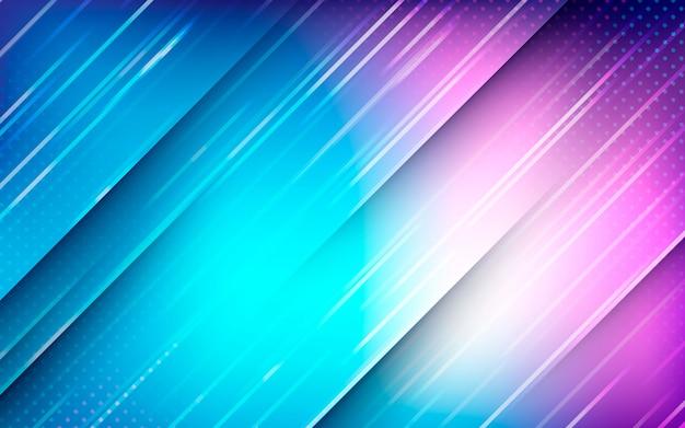 Современный абстрактный светлый красочный фон Premium векторы