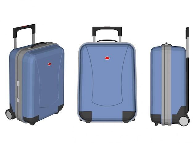 荷物 Premiumベクター