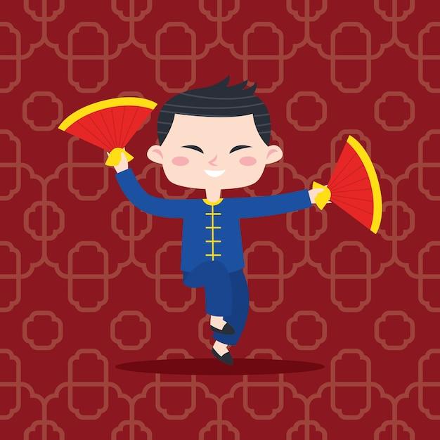 Китаец мультяшные картинки