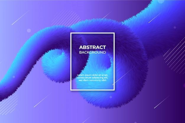 Современный абстрактный фон жидкости Бесплатные векторы