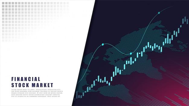 財務管理グラフィックの概念 Premiumベクター