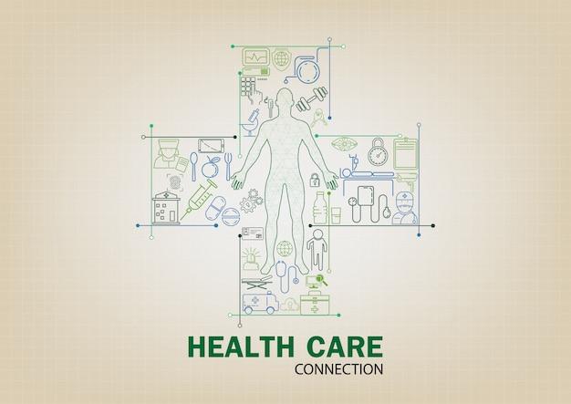 健康管理 Premiumベクター
