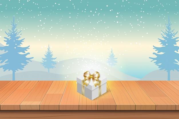 ホリデークリスマスと幸せな新年 Premiumベクター