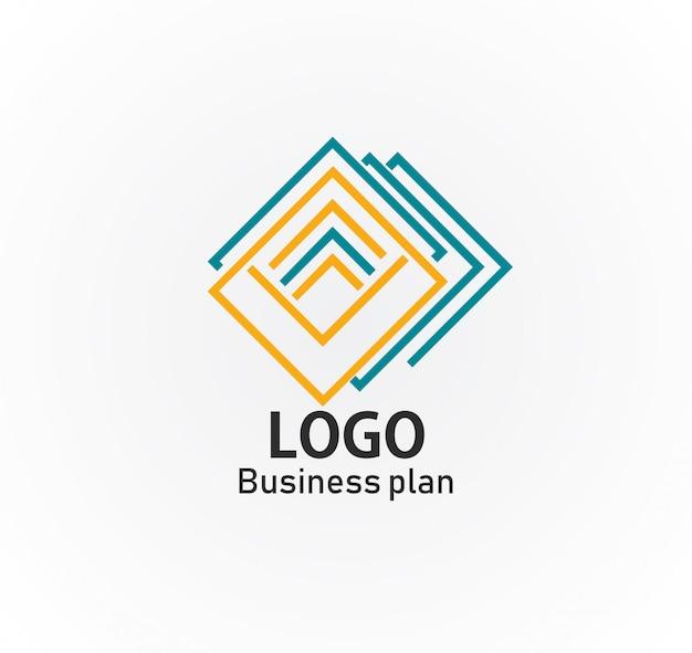 ロゴはよく見えるベクトルデザインのイラスト Premiumベクター