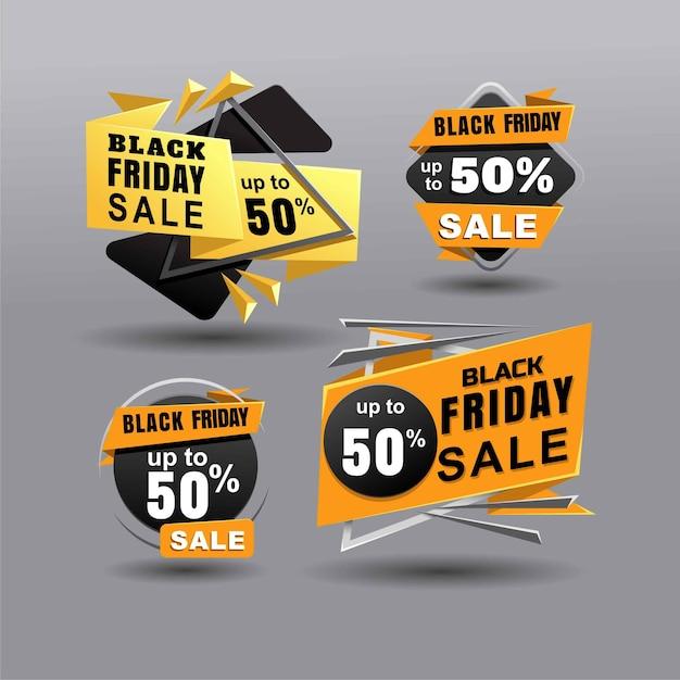 Продажа значков Premium векторы