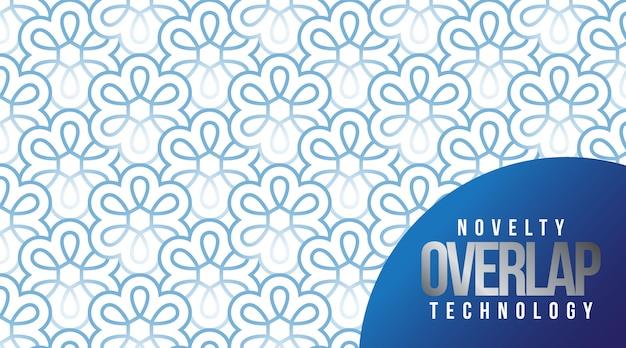 ノベルティ重複技術パターンの背景 Premiumベクター