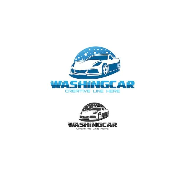 洗車 Premiumベクター
