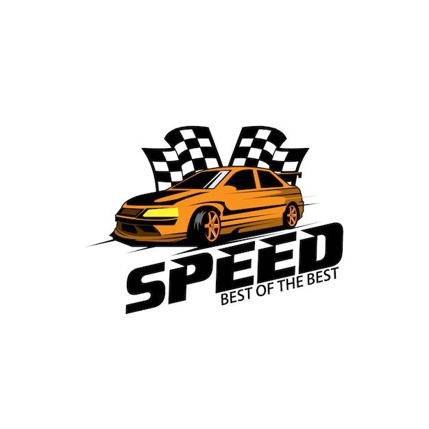 オートスピードレーサー Premiumベクター
