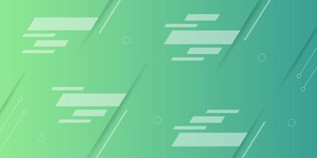 グラデーションの幾何学的な背景 Premiumベクター