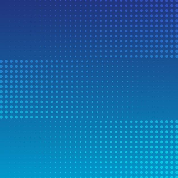 ハーフトーングラデーションの背景色 Premiumベクター