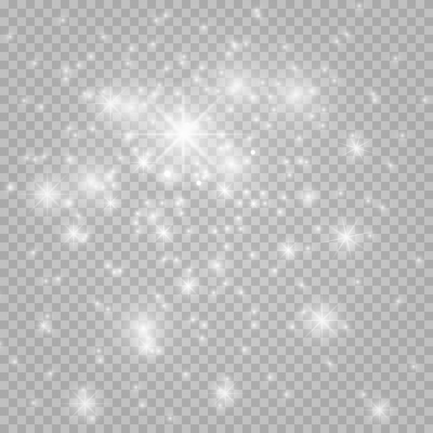 輝く星 Premiumベクター