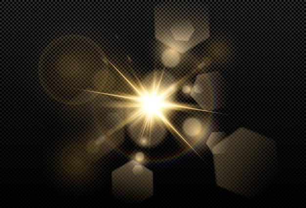 Объектив вспышки света на черном фоне. в 2020 г | Фон, Чернила ... | 425x626