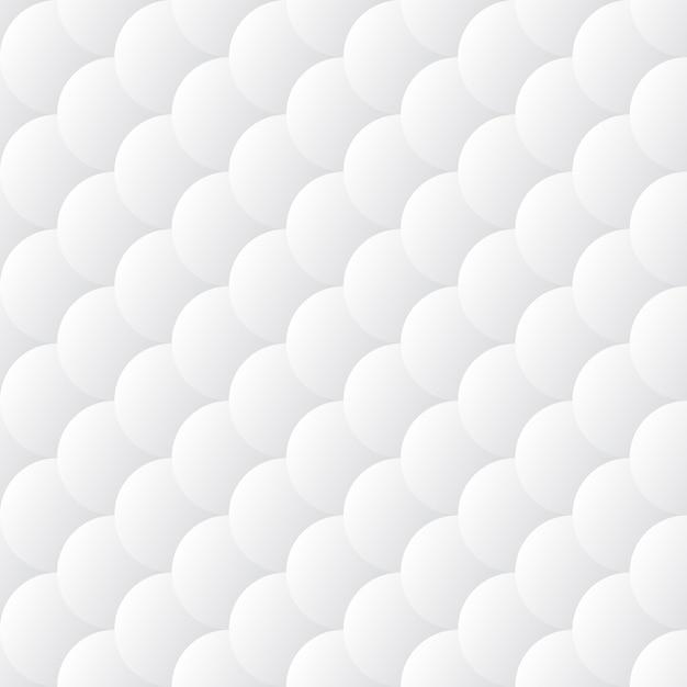 Абстрактный вектор плоский белый бесшовные модели. бесшовные векторные фон Premium векторы