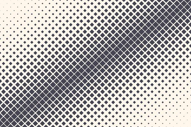 Квадратные фигуры шаблон абстрактный фон Premium векторы