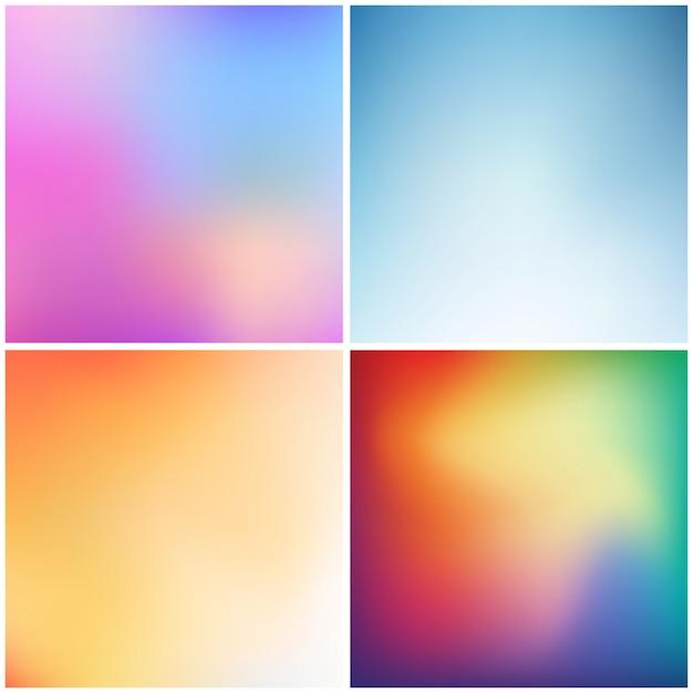 Абстрактные фоны. Premium векторы
