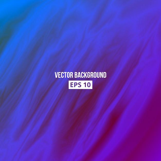 青、シアン、紫色の背景。 Premiumベクター