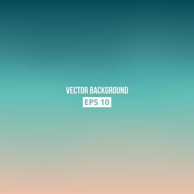 カラフルなぼかしグラデーション Premiumベクター