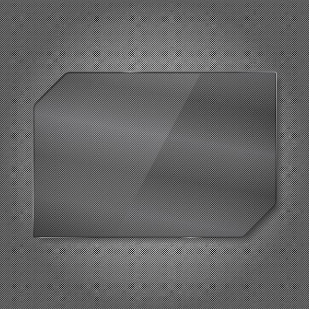 Стеклянная доска Premium векторы