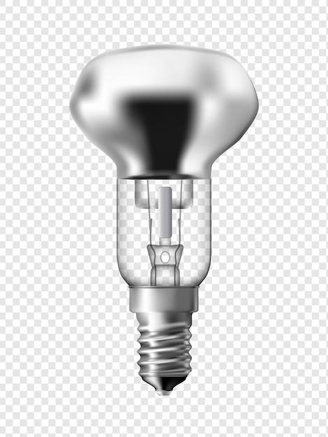 ベッドサイドランプ用電球 Premiumベクター