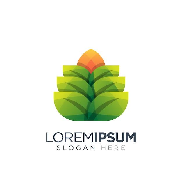 Современный логотип Premium векторы