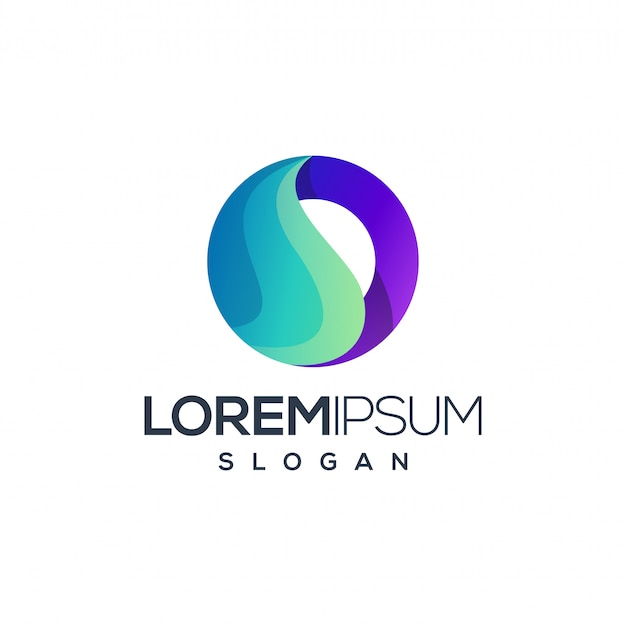 Абстрактный дизайн логотипа Premium векторы