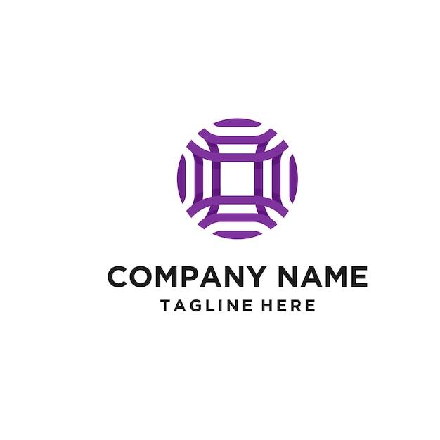 Письмо о логотипе Premium векторы
