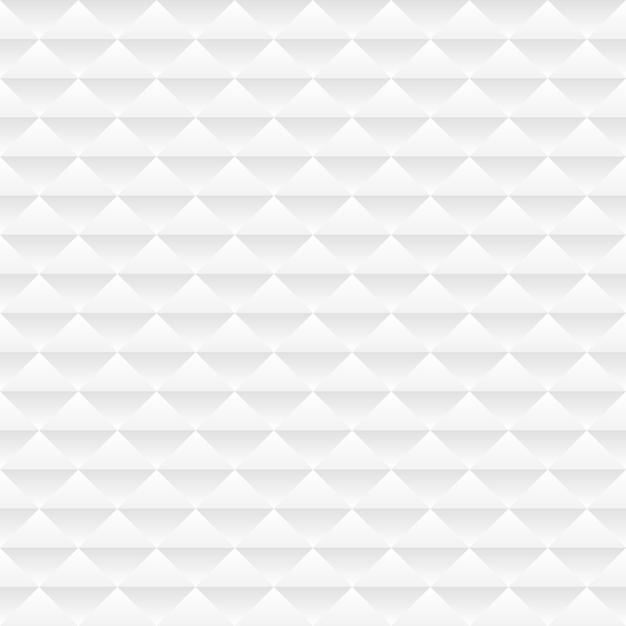 Белая бесшовная текстура Premium векторы