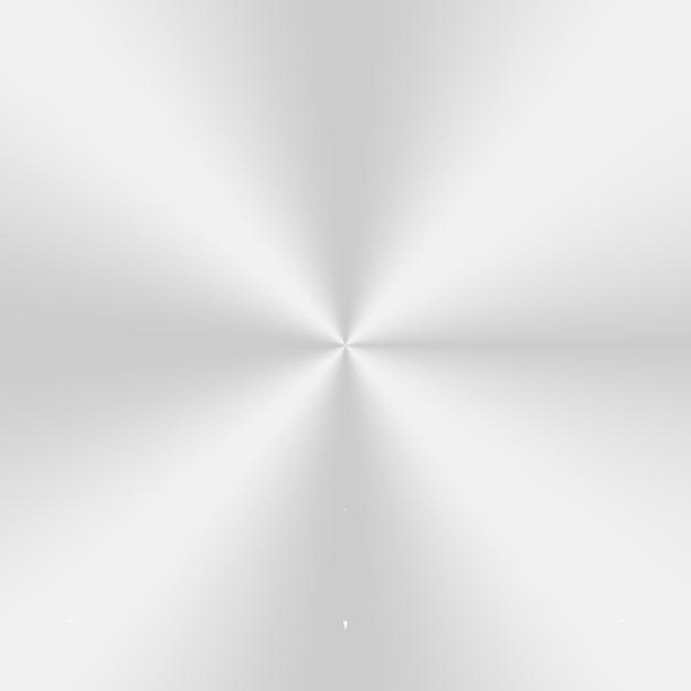 Реалистичная серебряная коническая фольга текстура фон Premium векторы