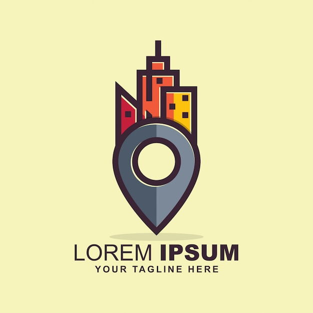 Логотип тура и путешествия Premium векторы