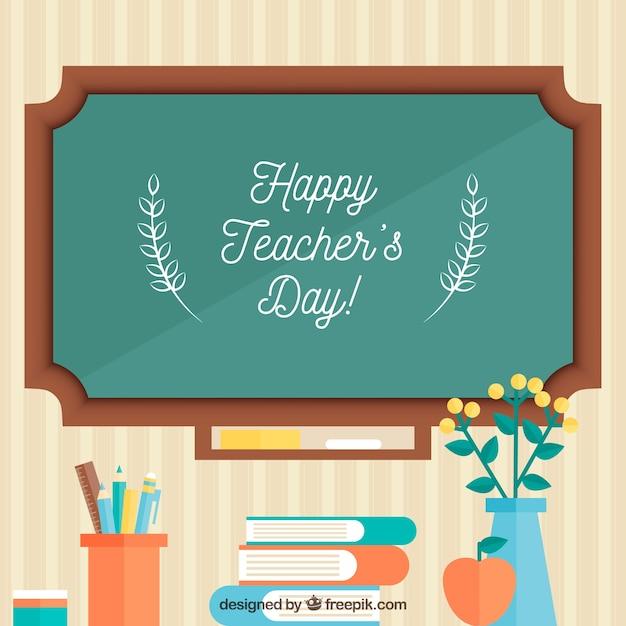 A class, world teacher\'s day