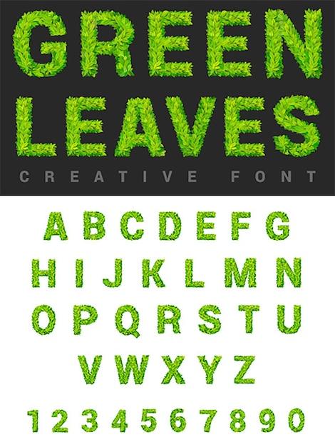 Set di lettere abc elegante e moderno. raccolta di font alfabeto. Vettore gratuito