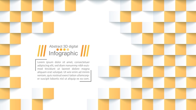 Abstrac paper background Premium Vector