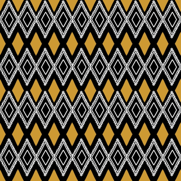 Abstract ancient old tribal pattern background Premium Vector