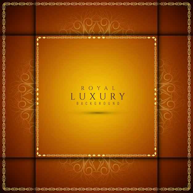 Abstract artistic luxury background Free Vector