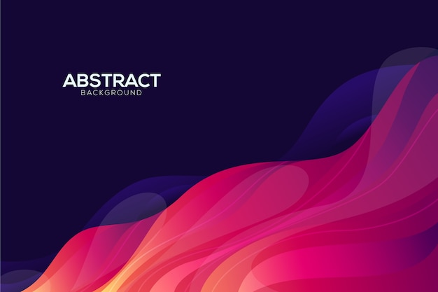 Abstract background concept Free Vector