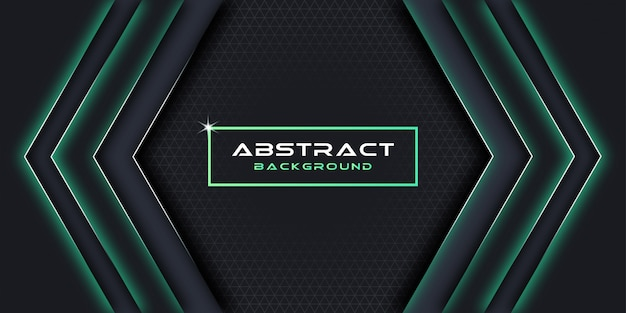 Abstract background and geometric design element. Premium Vector