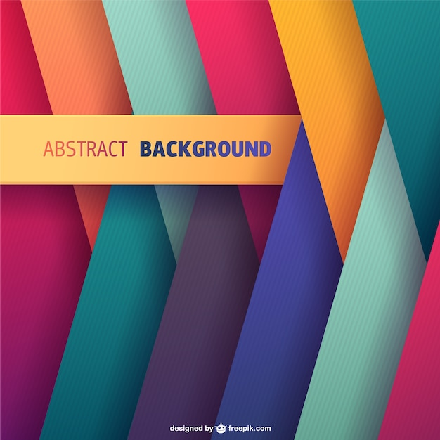 Abstract background in different colors Vector | Free Download