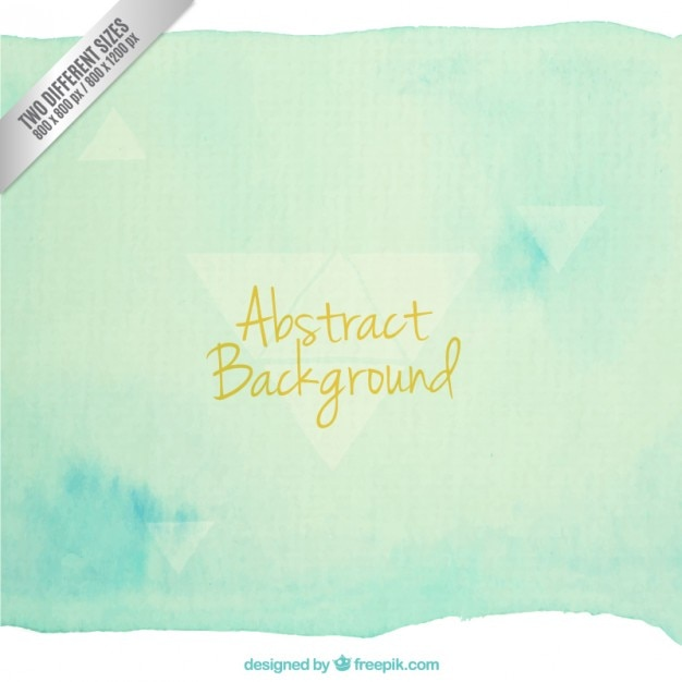 Abstract background in watercolor style