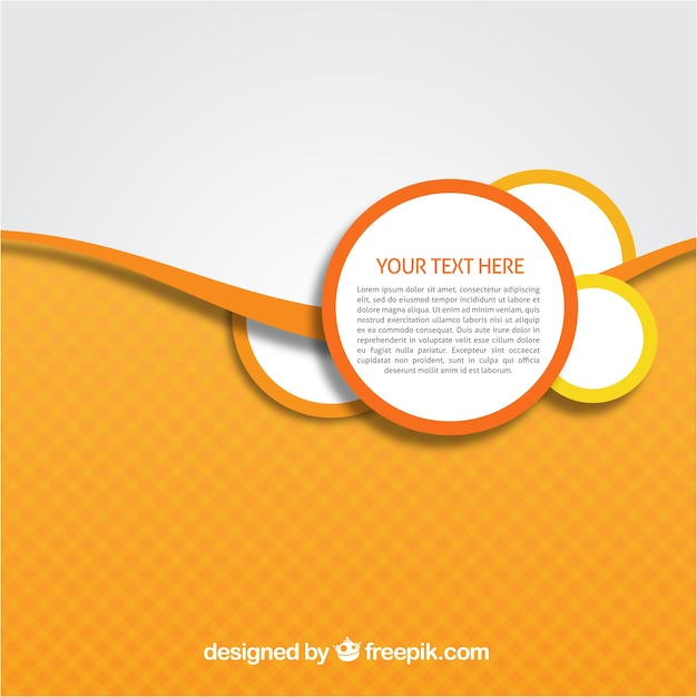 abstract background template free vector