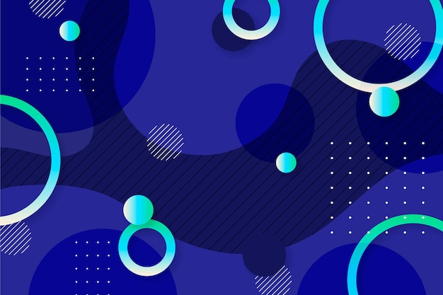 Abstract background theme Free Vector