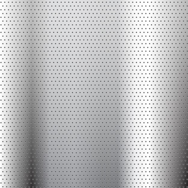 Abstract background with a perforated metal\ effect