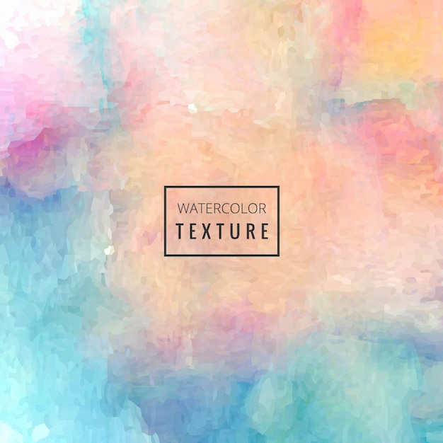 Abstract background with artistic watercolor\ texture