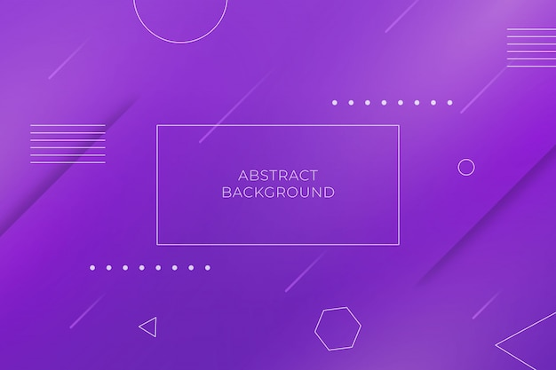 Abstract background with gradient colors Free Vector