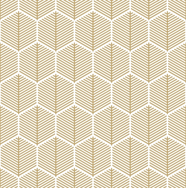 Abstract background with hexagonal pattern Free Vector