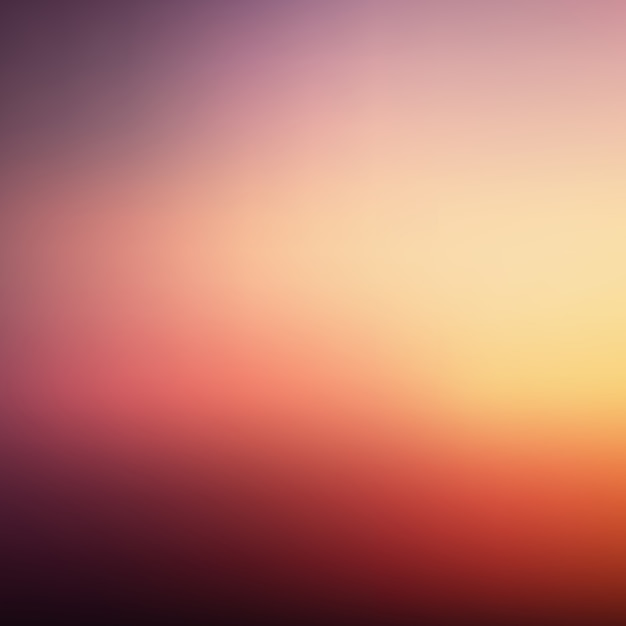 Abstract background with muted blur effect Free Vector